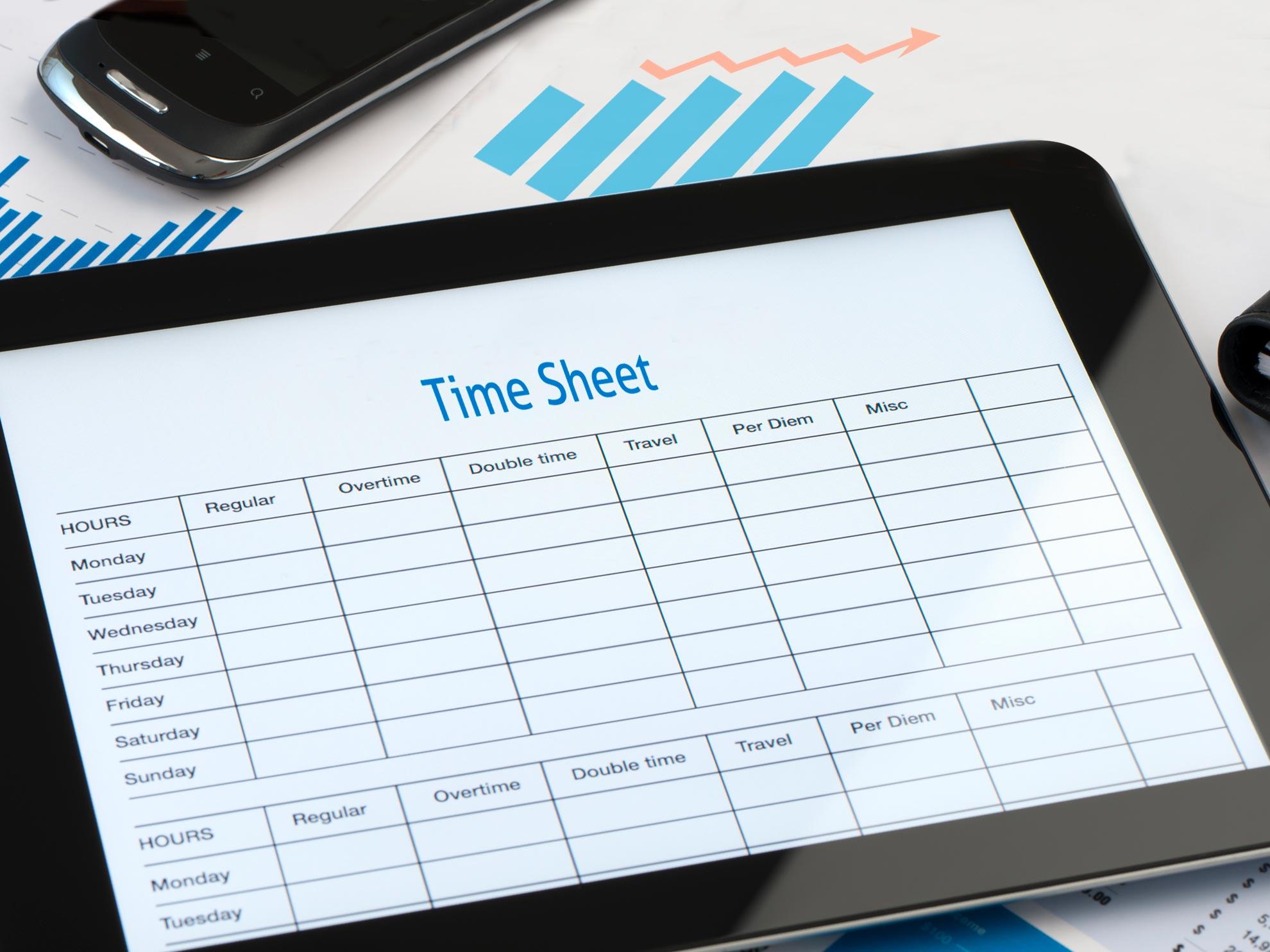 Zeiterfassung: Lösung, um die Arbeitstätigkeit zu Analysieren und die Produktivität zu Steigern