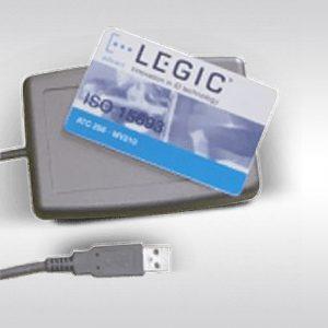 RFD USB_legic_Zucchetti